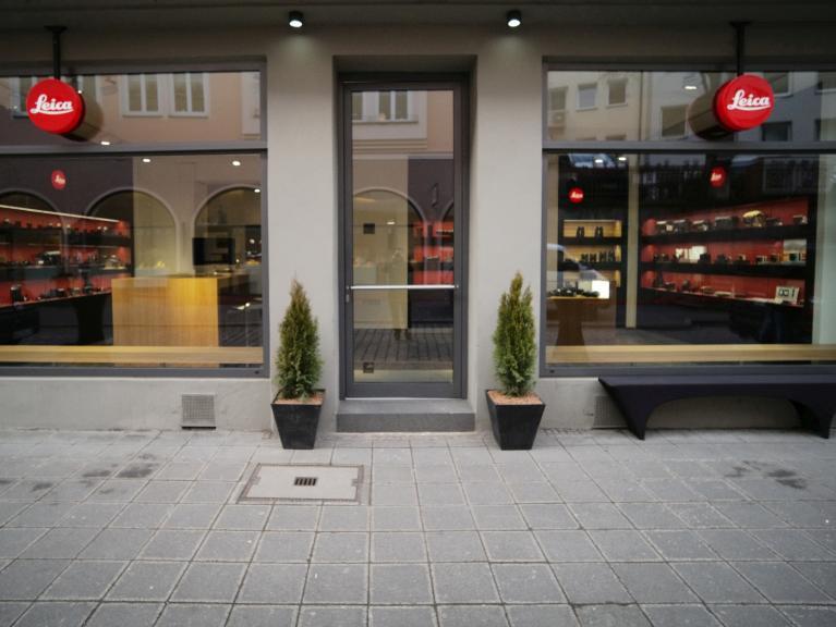Neuer Leica Store und Galerie in Nürnberg