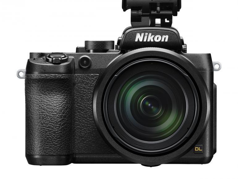 Bleibt ein Entwurf: auch die geplante Nikon DL24-500 f/2.8-5.6 wird nicht auf den Markt kommen.