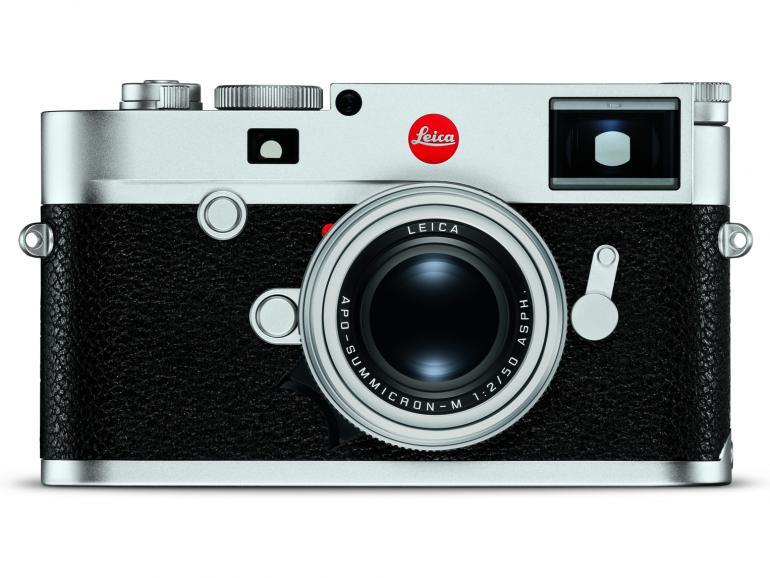 Firmware-Update für die neue Leica M10 verfügbar