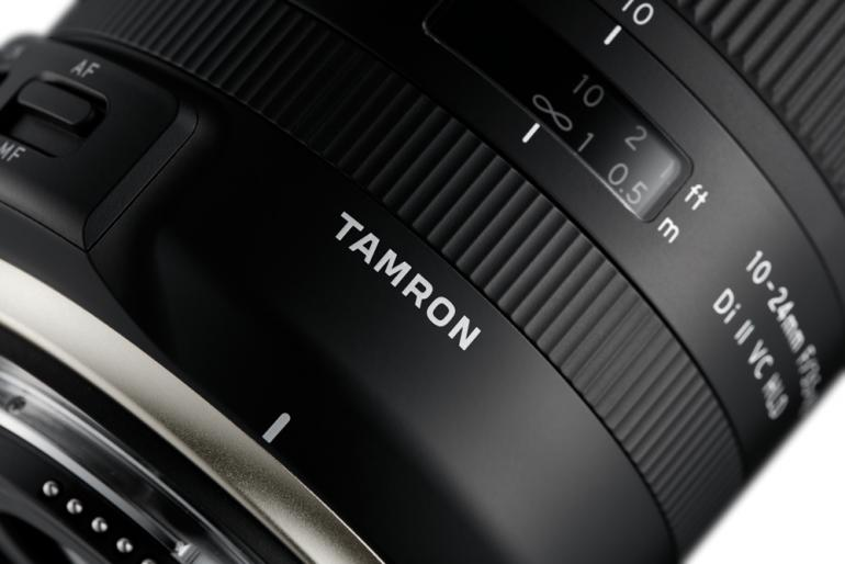 Tamron präsentiert ein leistungsfähiges Ultra-Weitwinkel-Zoomobjektiv für DSLR-Kameras mit APS-C-Sensor.