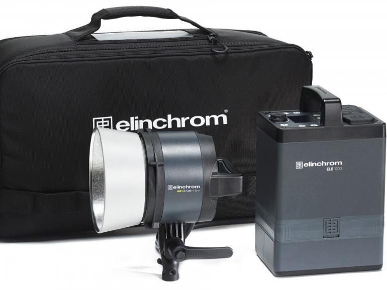 Neue portable Blitzanlage vorgestellt: ELB 1200