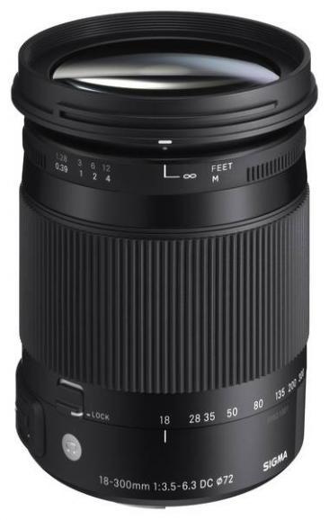 TESTEN & BEHALTEN: Sigma 18-300mm Contemporary Lesertest