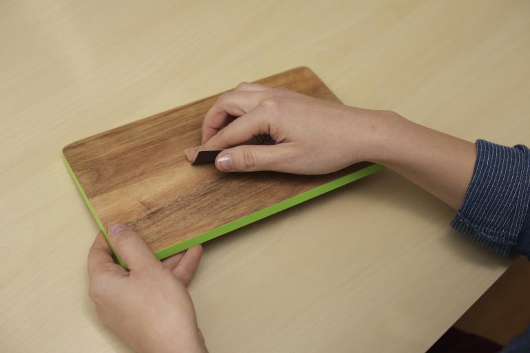 Individuelle Dekoration: Ihre Bilder auf Holz