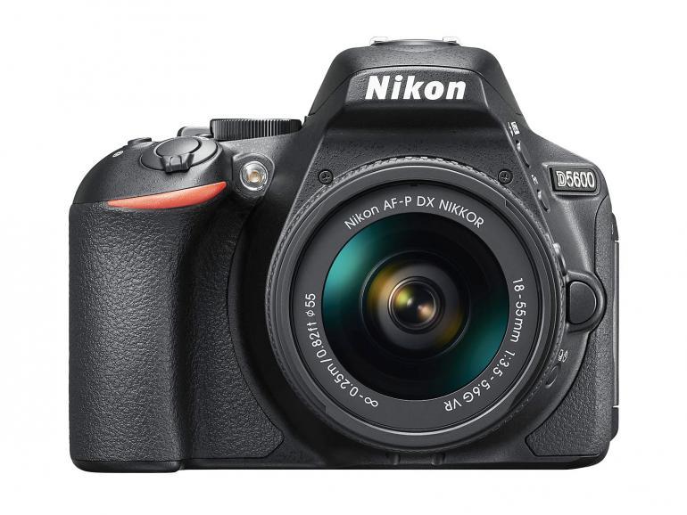Gelungene Modellpflege: Die Nikon D5600 im Test