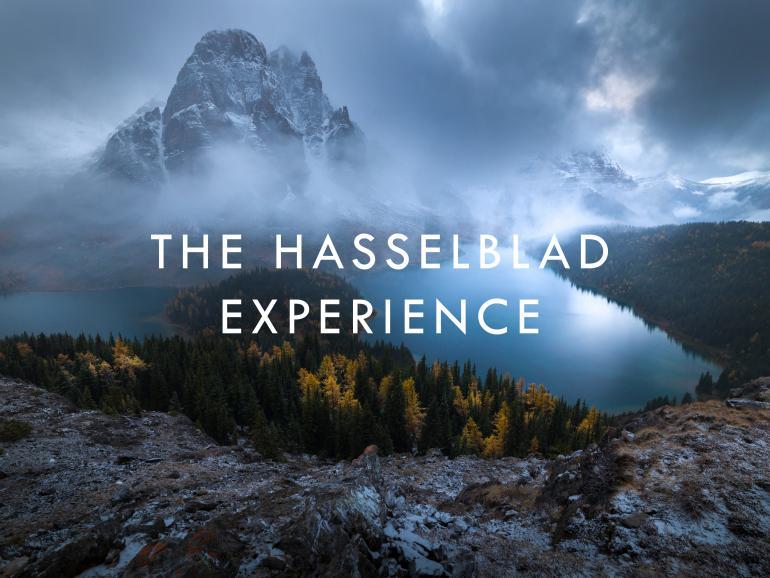 """Mit """"Hasselblad Experience 2017"""" um die Welt"""
