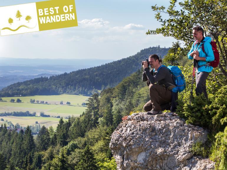 """Zehn Jahre """"Best of Wandern"""" - jetzt bewerben!"""