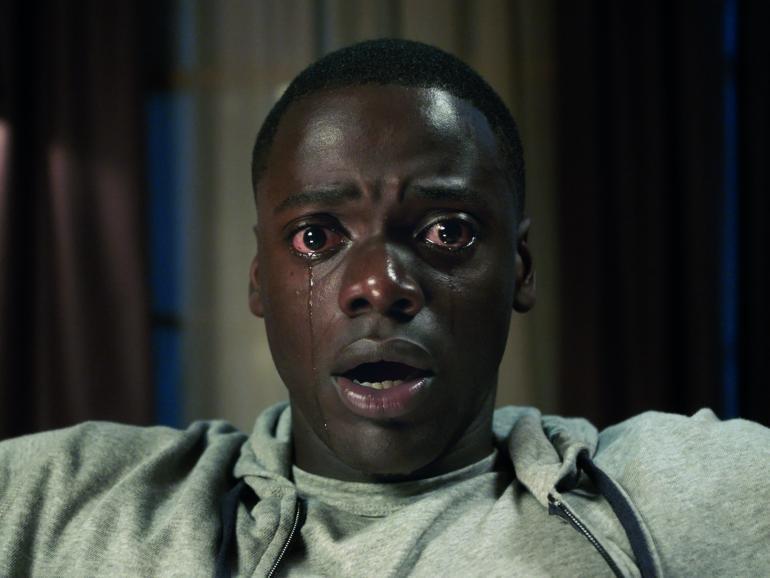 Chris (Daniel Kaluuya) verliert die Kontrolle.