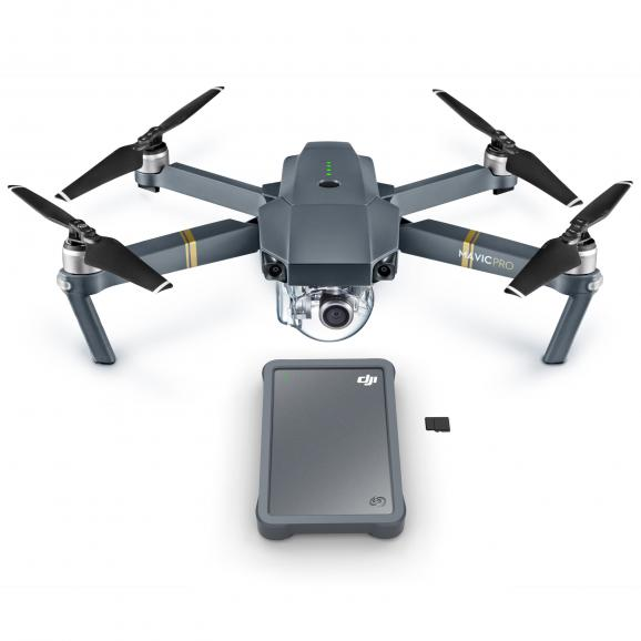 Drohnenfotografen bekommen Backuplösung