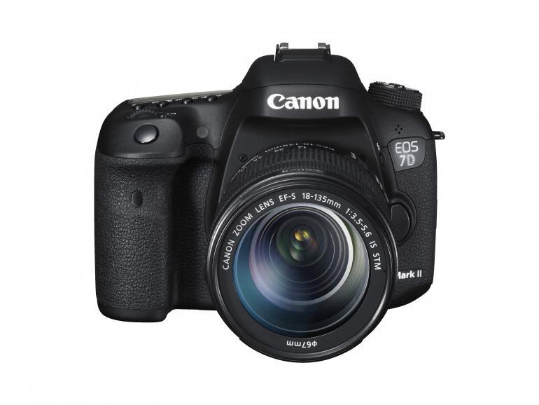 Mittelklasse-Modell Canon EOS 7D Mark II, Preis: 1.699 Euro