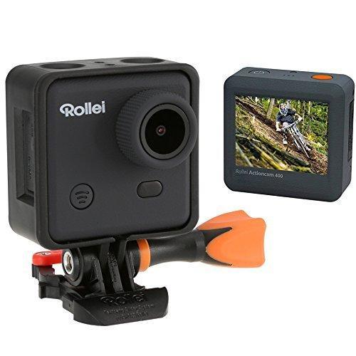 Die Rollei Actioncam 400