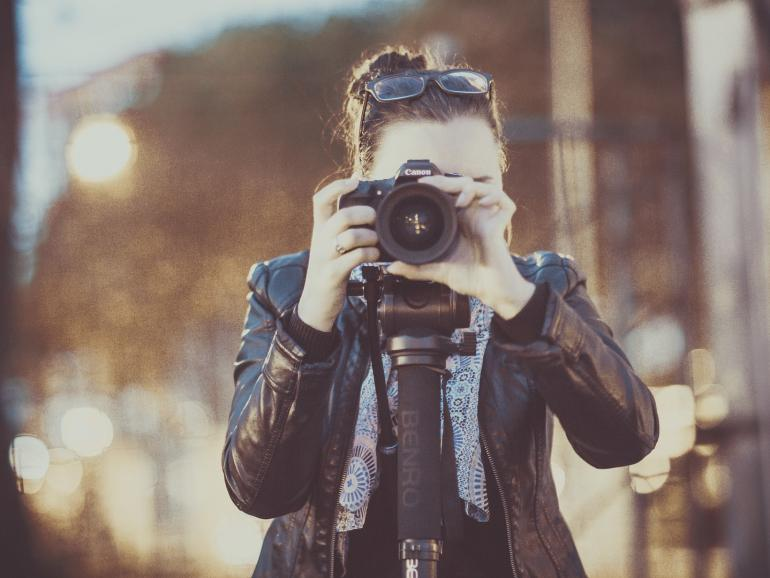 Wettbewerb feiert Frauen in der Fotografie