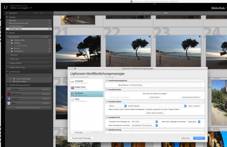 Reisefotos mit Adobe Lightroom verbessern