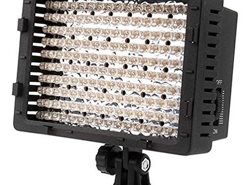 Deal zum Wochenanfang: Dimmbares LED-Videolicht
