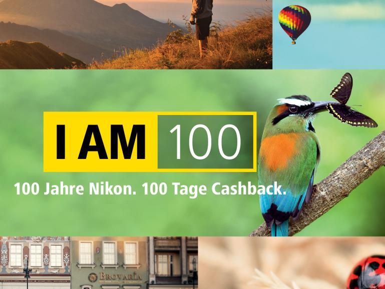Alles Gute, Nikon - die Kunden feiern mit