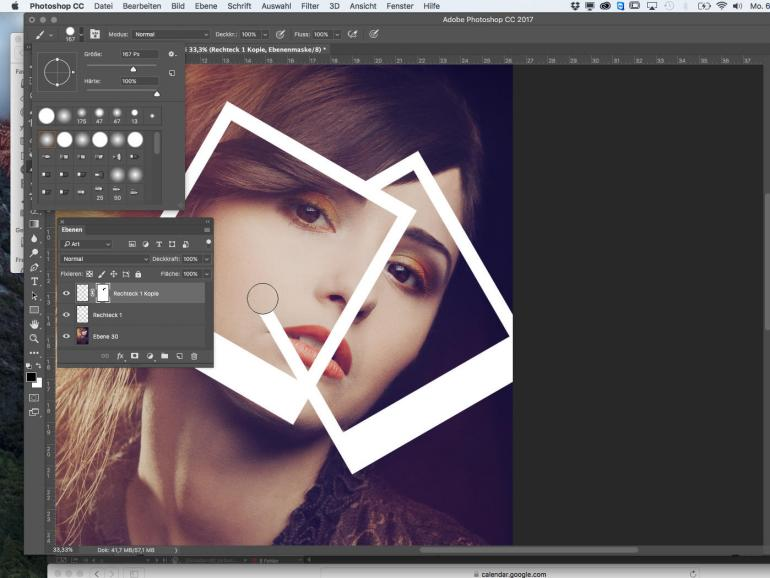 Polaroid-Collage: So gelingt der analoge Look