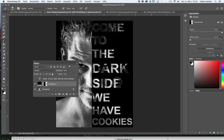 Perfektes Duo: So kombinieren Sie Schrift und Bild