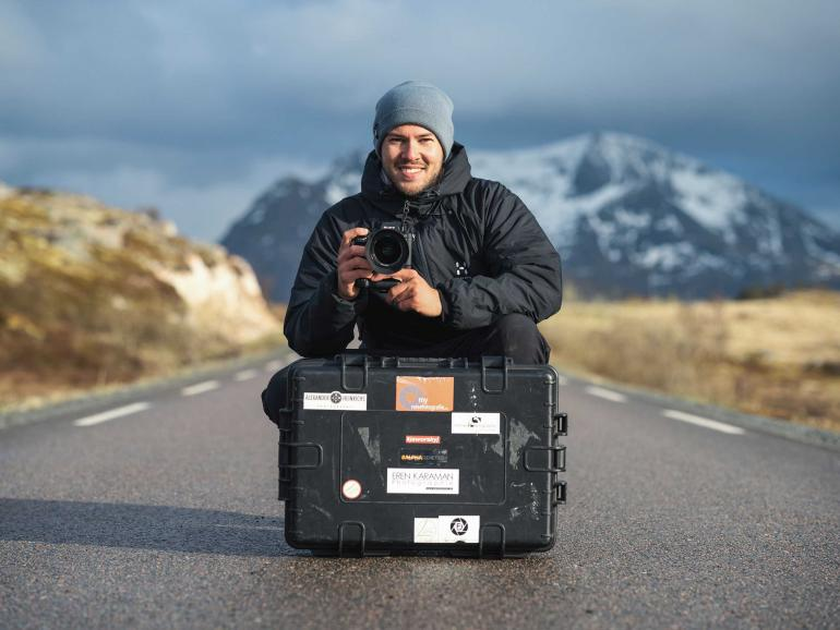 #alphaddicted Koffer zurück in Europa: Es geht weiter auf die Lofoten in Norwegen