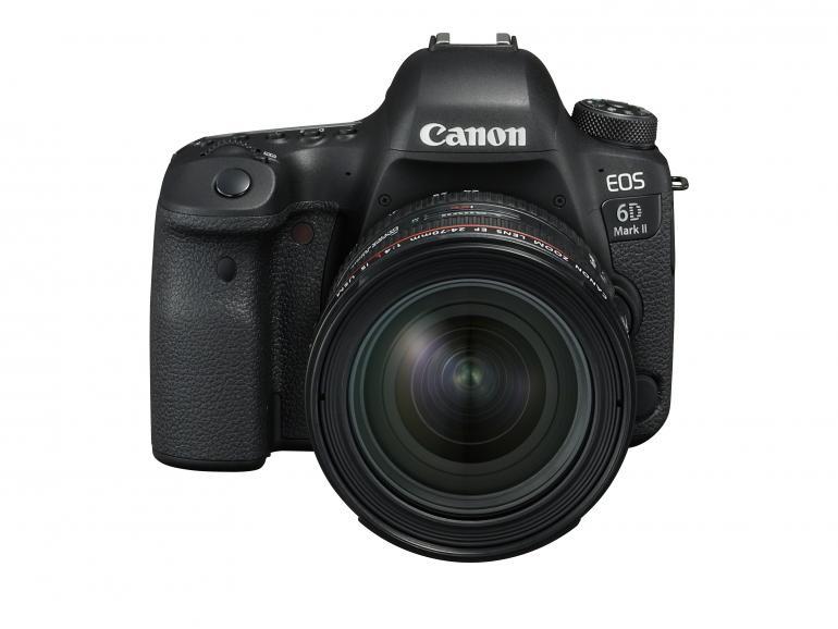 Vollformat und Fliegengewicht: Das sind die neuen Canon-Kameras