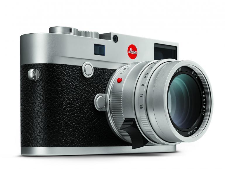 Leica M10 in Silber