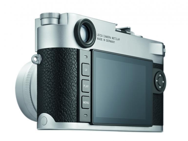Leica M10 mit großem Messsucher