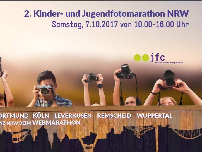 Kinder an die Kamera: Der 2. Jugendfotomarathon startet im Herbst