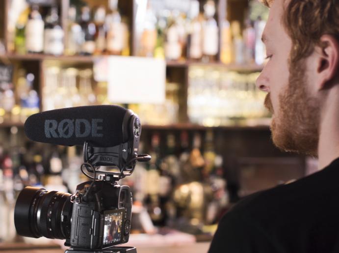RØDE präsentiert neues Videomikrofon
