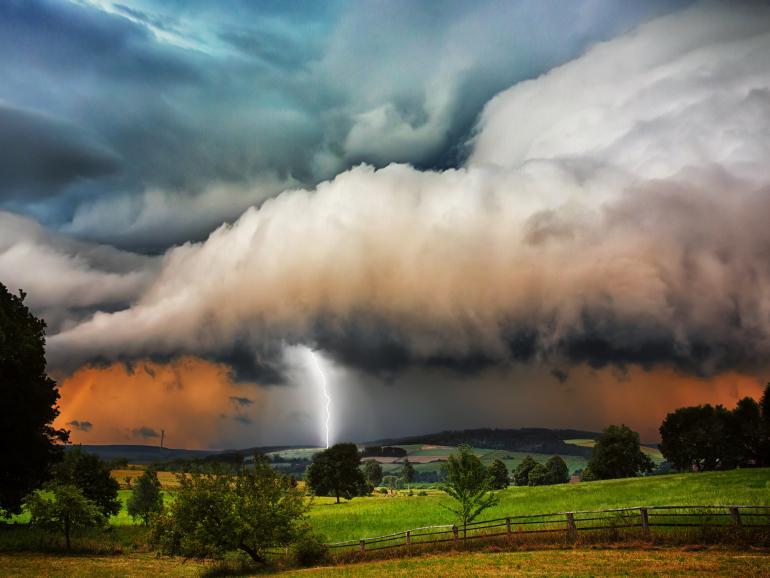 Foto-Basics: Fotos bei schlechtem Wetter
