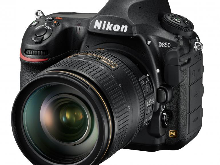 Nikon D850 ist da