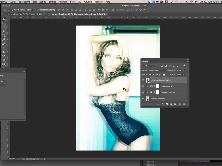 Fotomontage: So gelingt der Tetroit Effekt