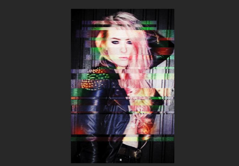 Glitch-Effekt: So entstehen schicke Pixelbilder