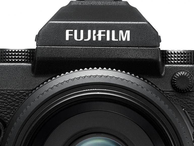 Die GFX50S ist eine der Kameras, für die es bald Updates geben wird.