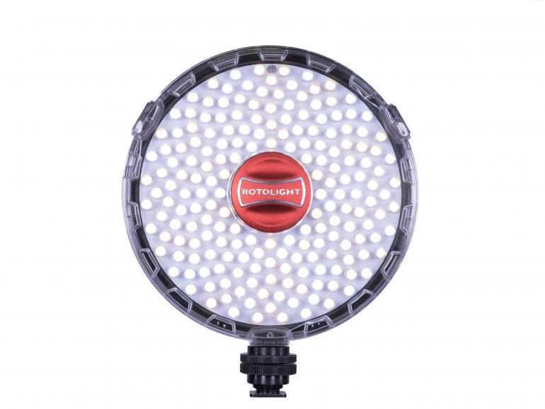 Rotolight NEO 2: HSS-Blitz mit integriertem LED-Dauerlicht