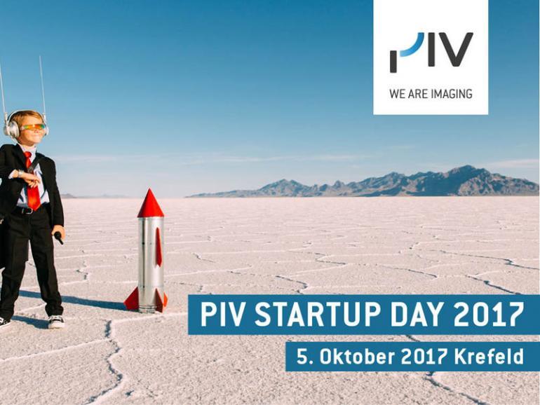 PIV Startup Day: Das sind die neuen Imaging-Startups
