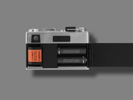 Blick auf Kickstarter: Yashica - Digitalkamera mit Fake-Film