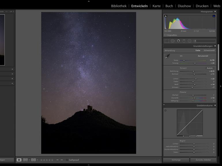 Praxis Sternenfotografie: Einfache Techniken für geniale Nachtbilder