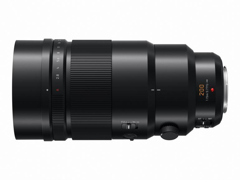Leica DG Elmarit 200mm F 2.8