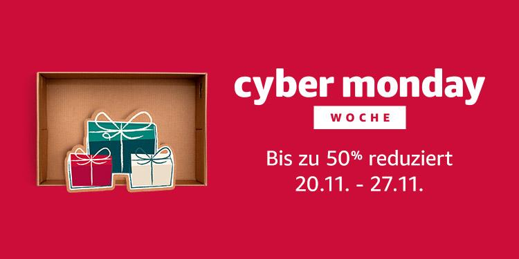 Amazon Cyber Monday Woche: Angebote des Tages am Montag