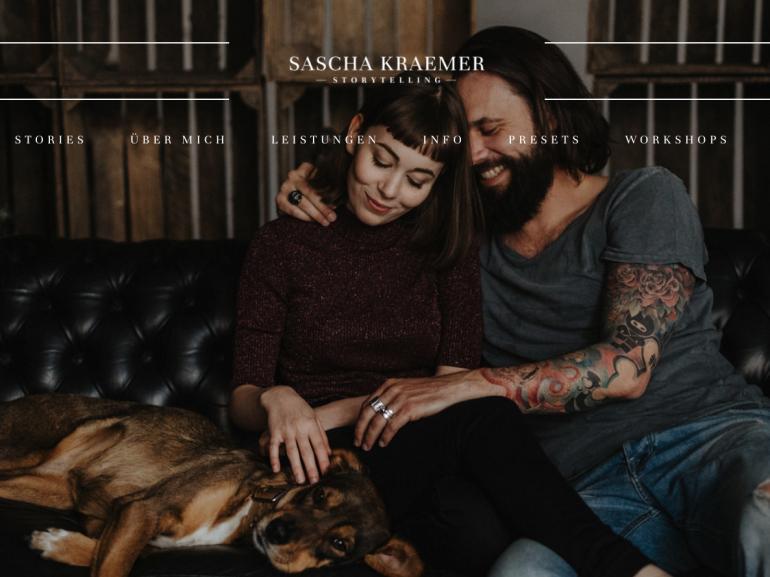 Fotoworkshop mit Profi-Fotograf Sascha Kraemer zu gewinnen