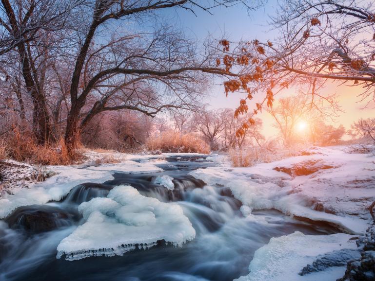 22 Tipps für winterliche Fotos