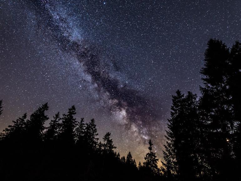 Foto-Basics: zauberhafter Sternenhimmel