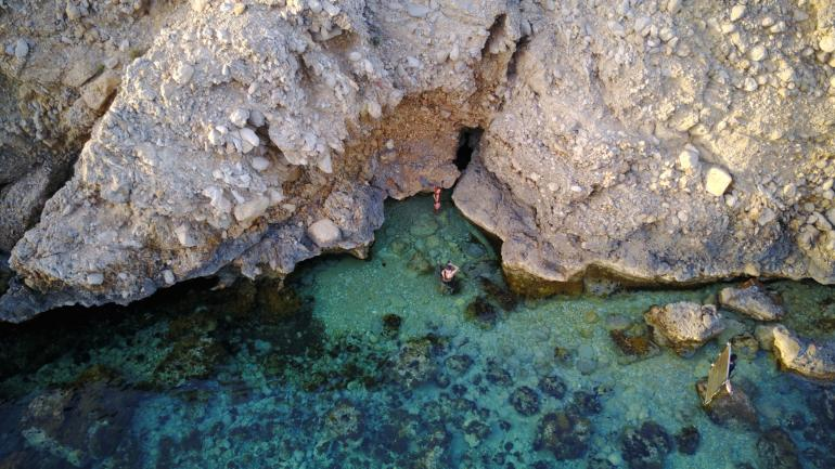 Heißes Akt-Shooting auf Ibiza