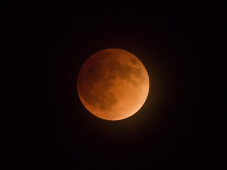 Astrofotografie: Die Mondfinsternis des Jahrhunderts kommt
