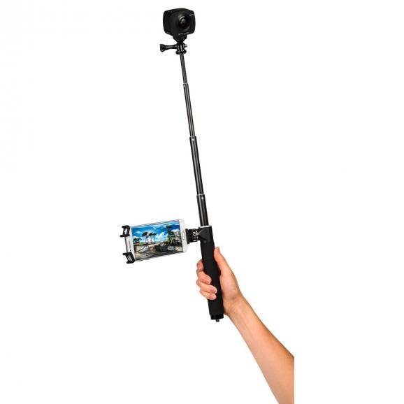 Hama: Selfie-Stativ für 360 Grad-Aufnahmen