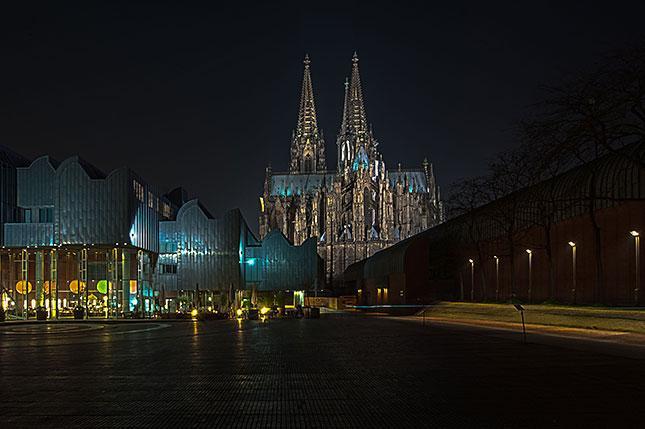 Fotoworkshop: Langzeitbelichtung in Köln