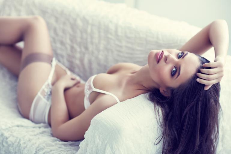 Die besten Tricks für Boudoir-Porträts: verführerisch und sexy.