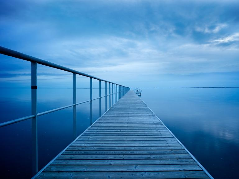 Foto-Basics: blaue Stunde
