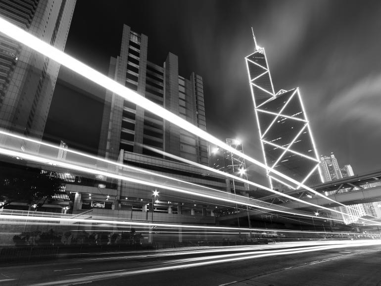 Foto-Basics: Nachtfotografie in schwarzweiß