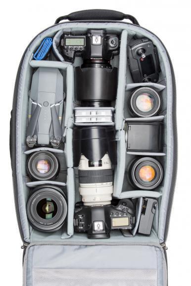 thinkTANK: Neuer Fototrolley im Handgepäckmaß