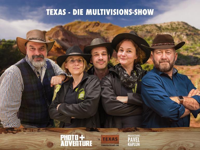 Pavel Kaplun: Große Texas-Show auf der photo+adventure