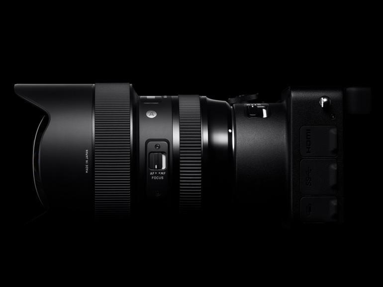 Sigma kündigt ein lichtstarkes 14-24mm Zoom-Objektiv an